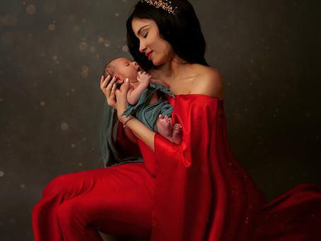 Maternity & Newborn Photography with Ichita Rodriguez