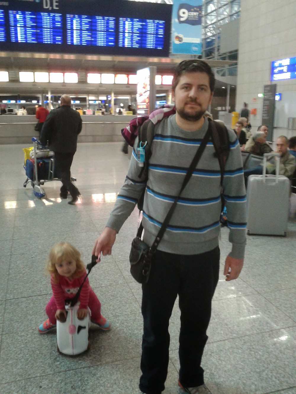 travel with kids - doula madrid