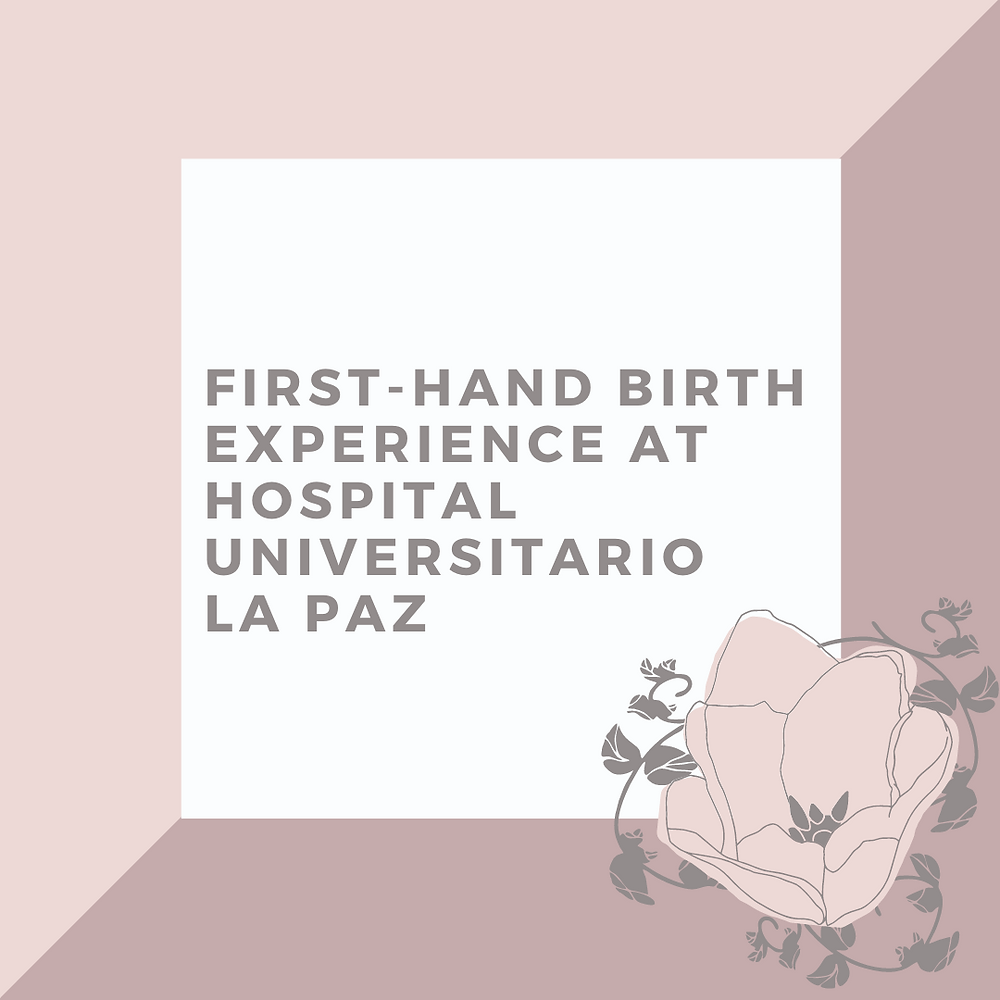 doula in madrid