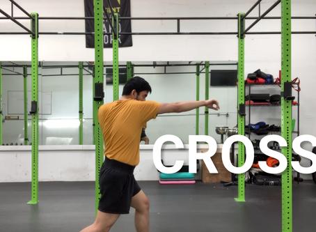 SHN Kickboxing Academy Online: Episode 4 - Cross