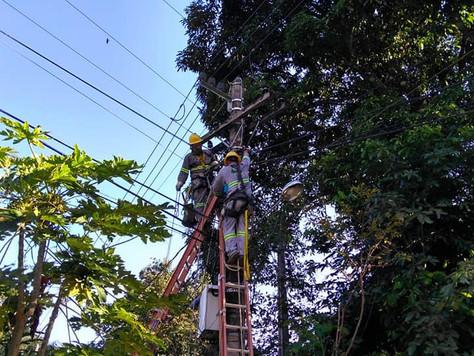 CERCI realiza obra na Avenida Ribamar em Boca do Mato.