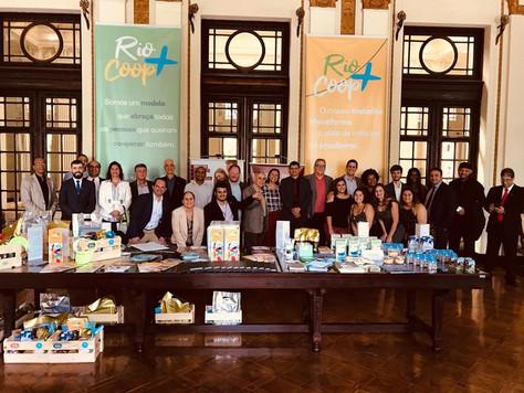 CERCI participa do Rio+Coop.