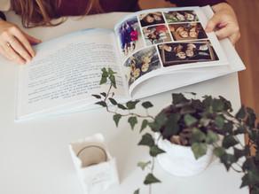 Offrir un album photo en cadeau