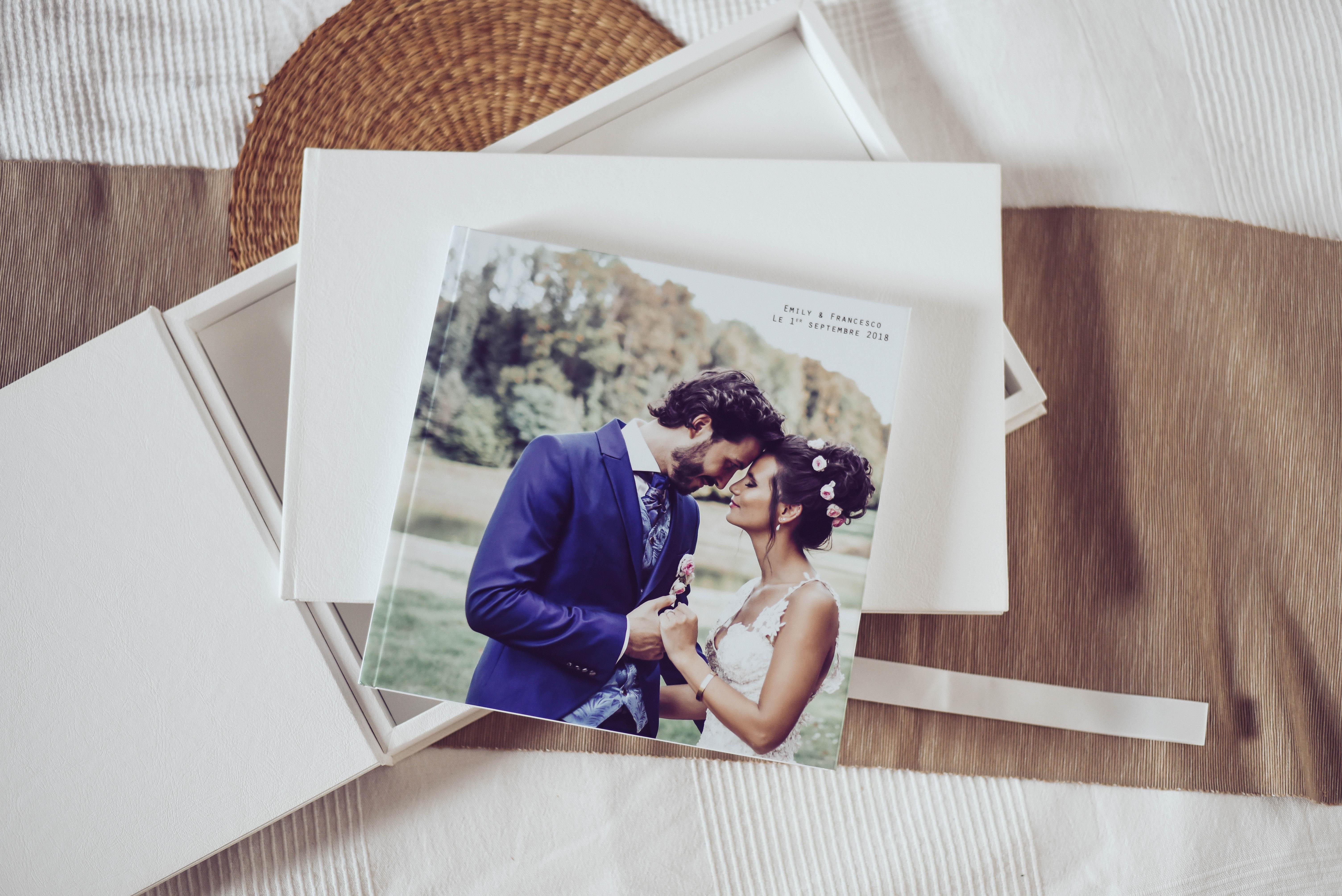 Mariage d'Emily et Francesco