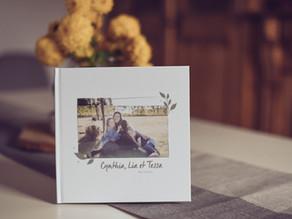 Offrez un album photo pour la fête des mères