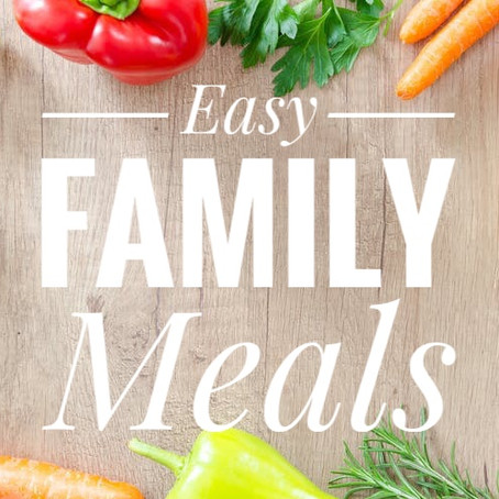 Easy Family Meals