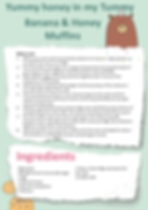 Banana & Honey Muffins Recipe Card.png