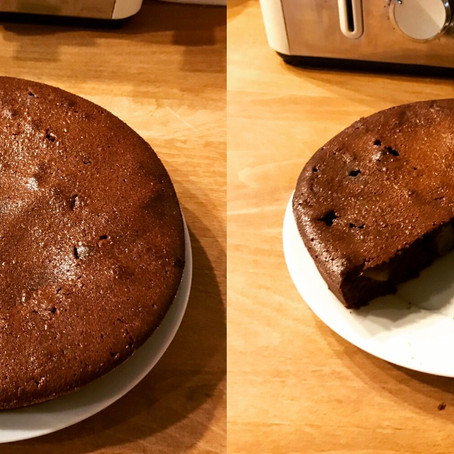Celebrate Roald Dahl Day with this yummy chocolate cake..