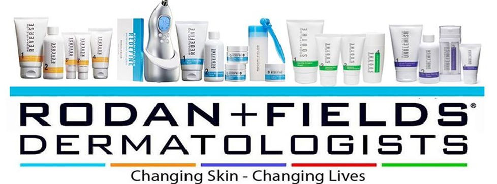 Rodan and Fields at M Salon Bloomingdale Illinois