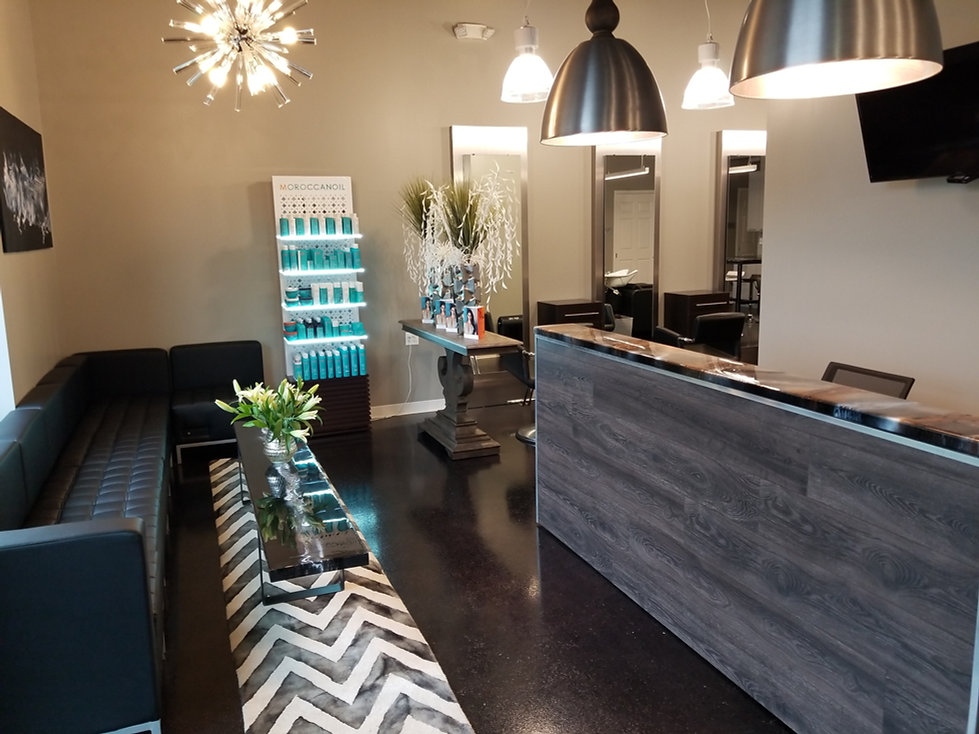 M Salon Bloomingdale Illinois