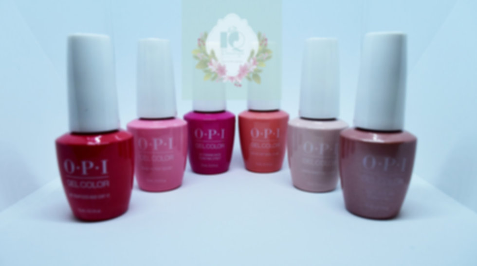 OPI at M Salon Bloomingdale Illinois
