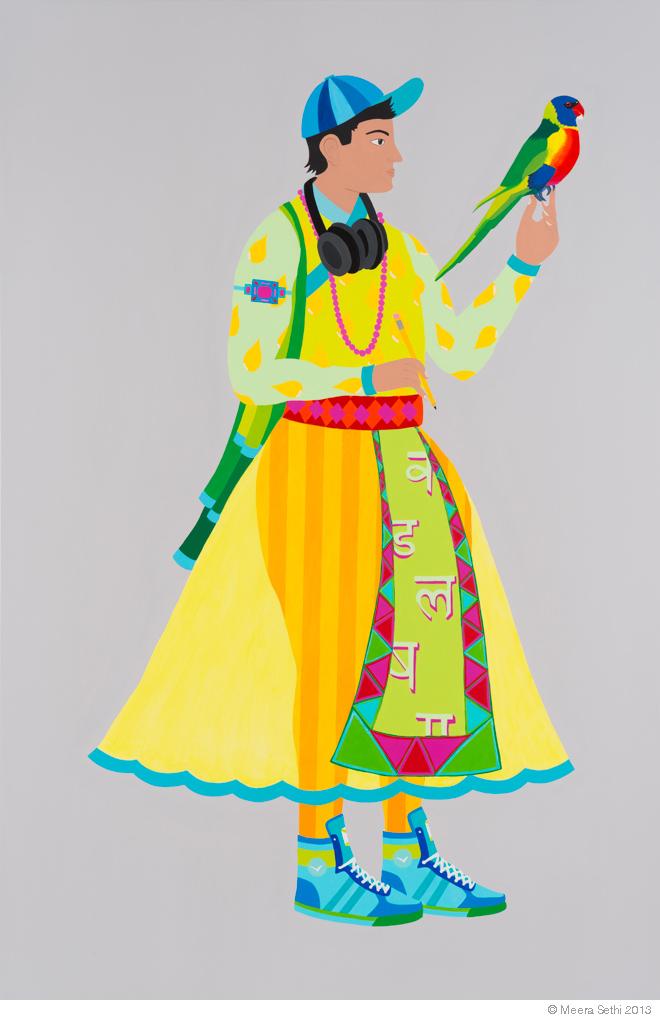 Meera Sethi - Mohammed Abdelrahman (Mo) 2013