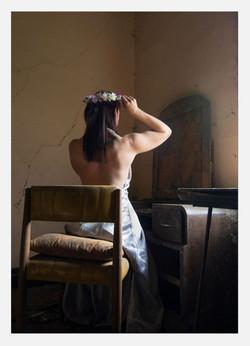 Bernie Kaye, Self Portrait - Fading Away