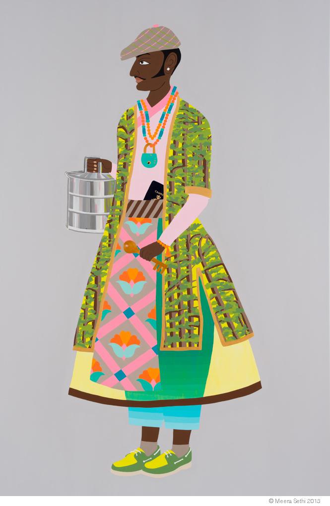 Meera Sethi - K. Swaminathan (Sam) 2013