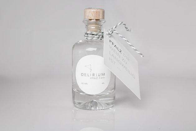DELIRIUM PFXLZ. II Dry Gin - 4 cl Mini