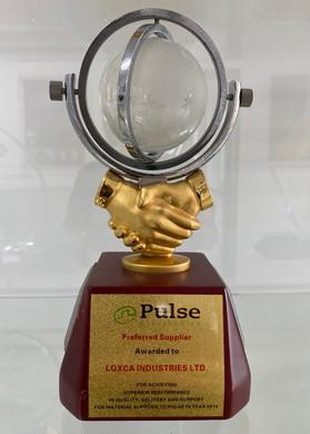 PULSE - Preferred Supplier