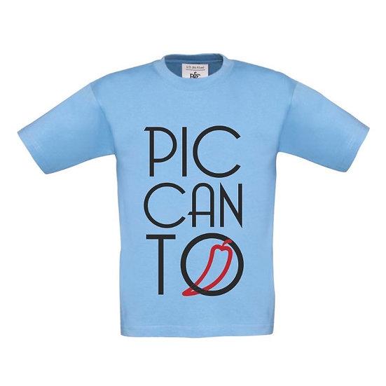 Kinder Shirt sky blue
