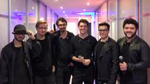 Voller Erfolg für Piccanto bei Acapella Festival in Deutschland