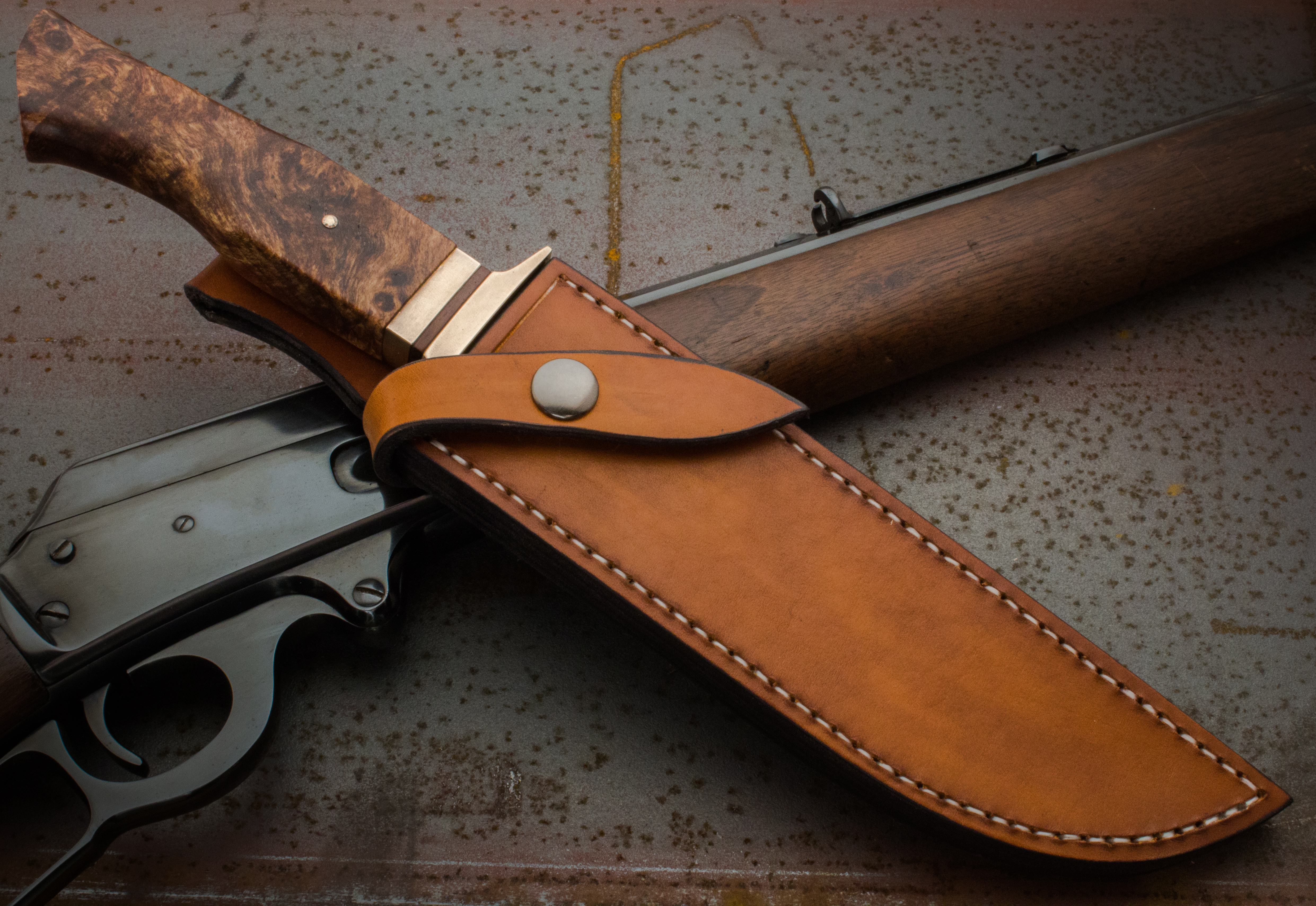 Rifleman's Knife