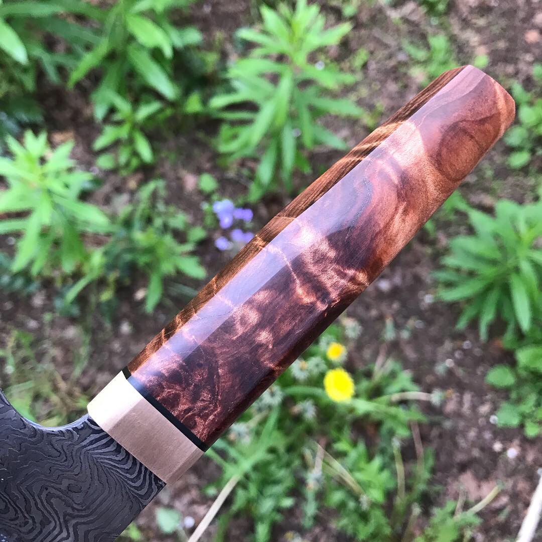 Redwood Handle