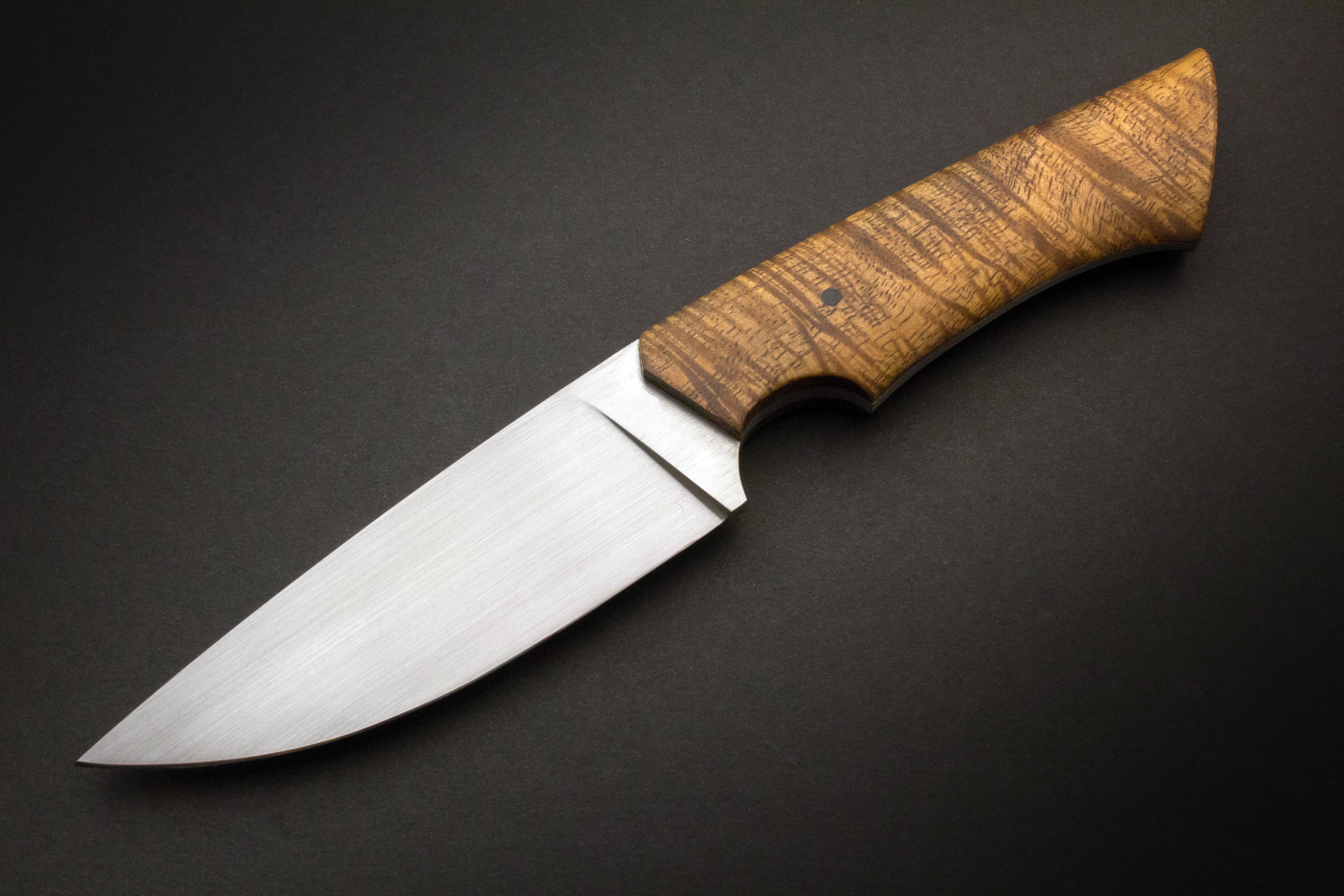 Knife again
