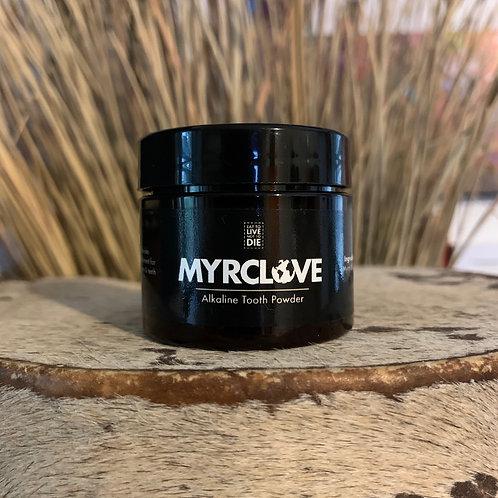MYRCLOVE (TOOTH POWDER)