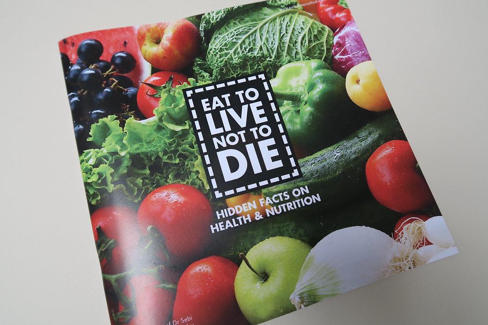 HEALTH & NUTRITION BOOK