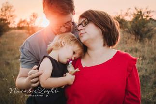 familienfotos-im-sonnenuntergang