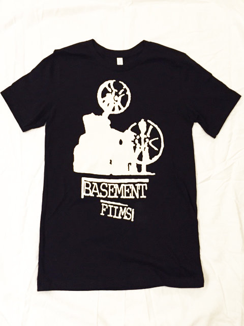 Basement Films t-shirt