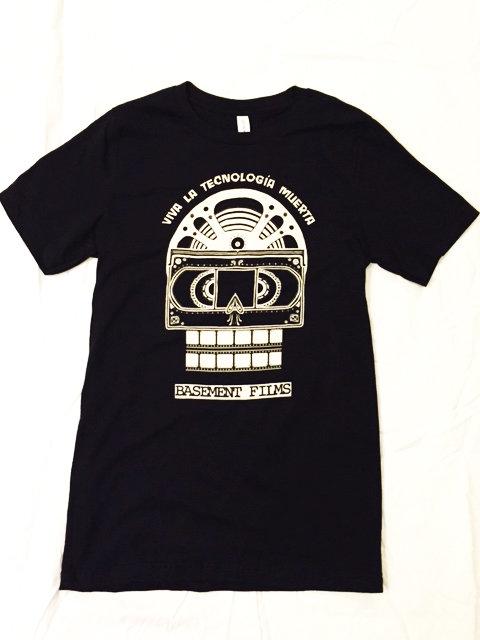 Tecnologia Muerta t-shirt