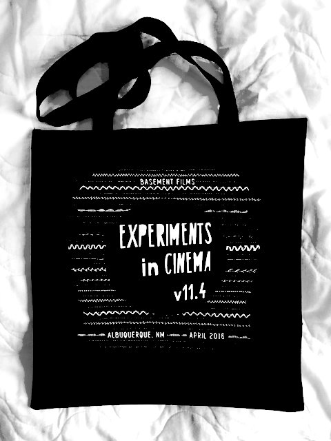 Experiments in Cinema 11.4 (2016) tote