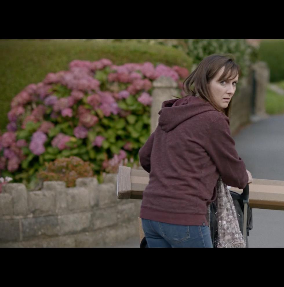 Look to postman - Kelsey Badger (Sally C