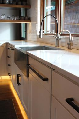 industrial farmhouse kitchen remodel