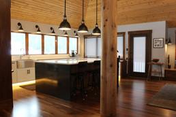 industrial farmhouse remodel