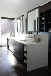 master bath custom cabinetry.
