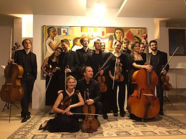 United Strings of Europe at the Molaeb Festival