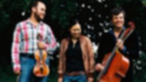Trio RAFALE  -  Maki Wiederkehr, Klavier Daniel Meller, Violine Flurin Cuonz, Violoncello