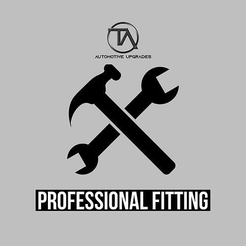 Professional Fitting