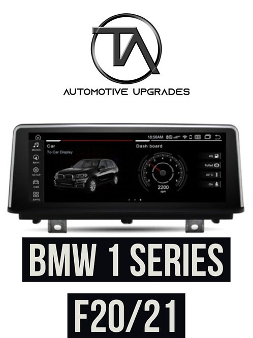 "BMW 1 Series / 2 Series 8.8"" Super HD Android Multimedia System - Andro"