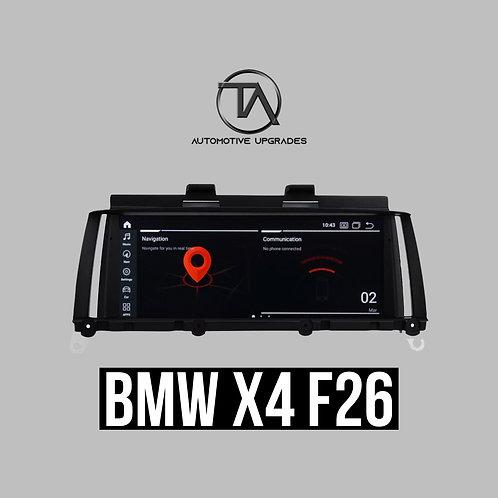 "BMW X4 CARBON Display (10.25"")"