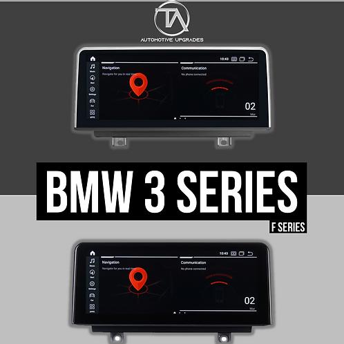 """BMW 3 Series STEEL/CARBON Display (10.25"""")"""