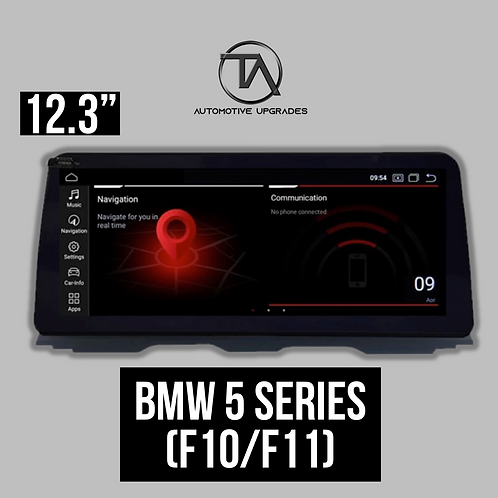 "BMW 5 Series CARBON Display (12.3"")"