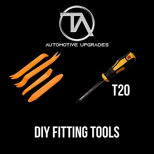 DIY Fitting Tools