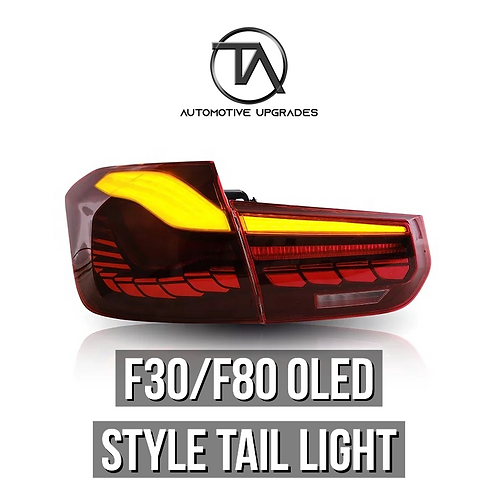 F30/F80 OLED Style Tail Light