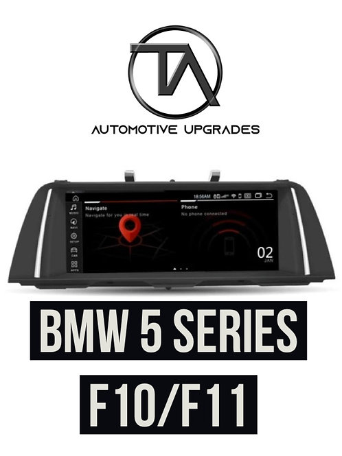 """BMW 5 Series 10.25"""" Super HD Android Multimedia System - Andro"""
