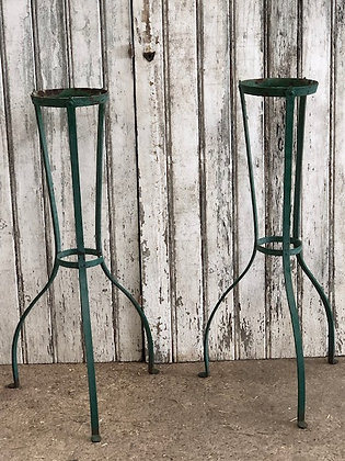 Pair of Garden Stands