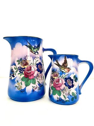 RARE PAIR OF SYLVAC JUGS