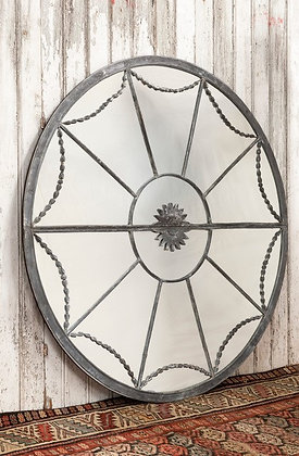 Ray Mill Estate Window Mirror c1770