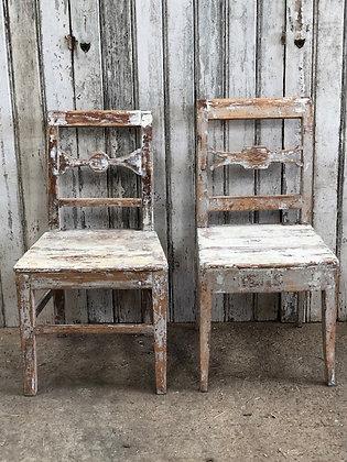 2 x Swedish Chairs
