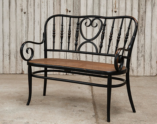 Thonet bench c.1890